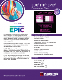 LUX ITP EPIC